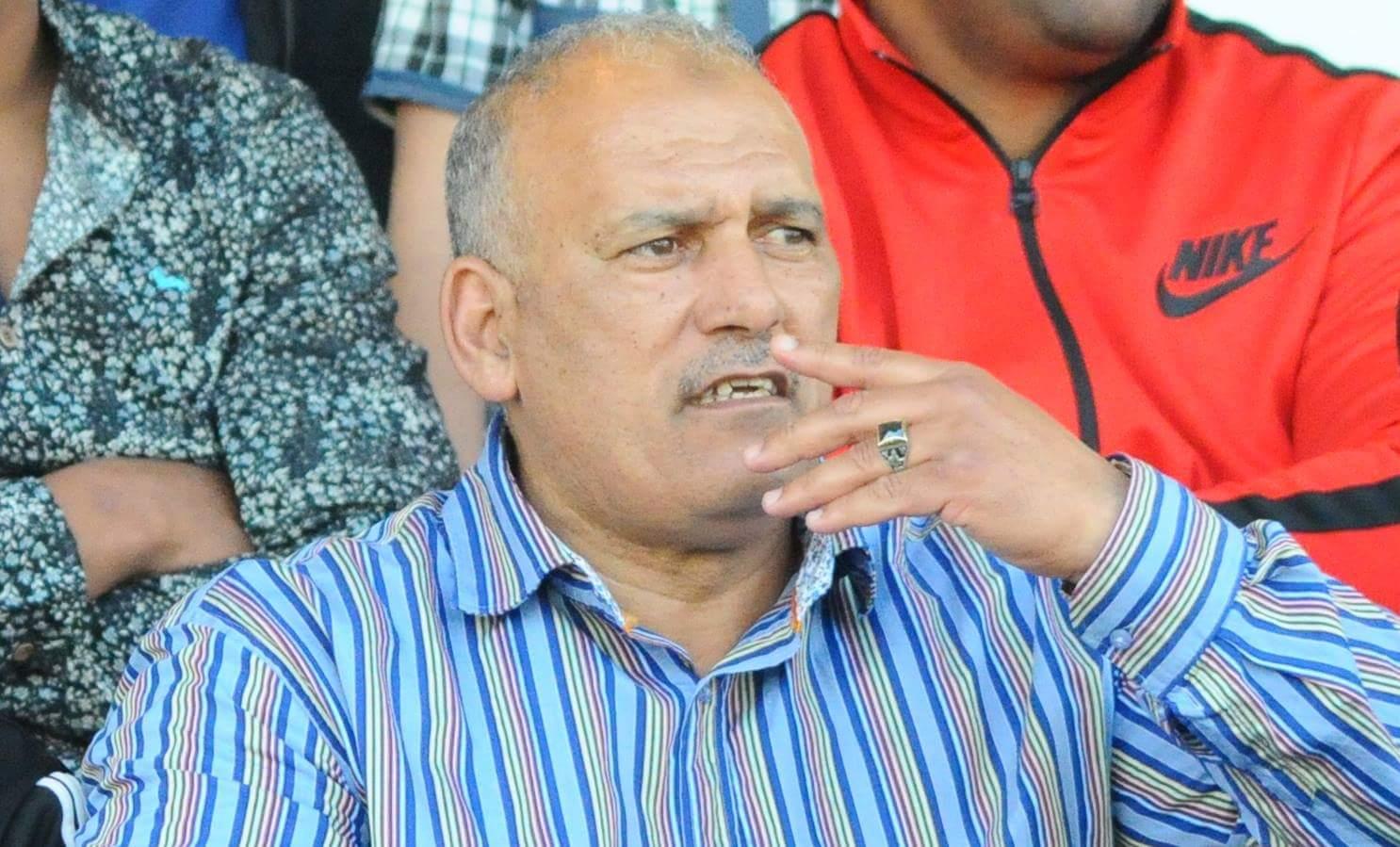 تعزية في وفاة قيدوم مشجعي الدفاع الجديدي  عبد اللطيف عيروض