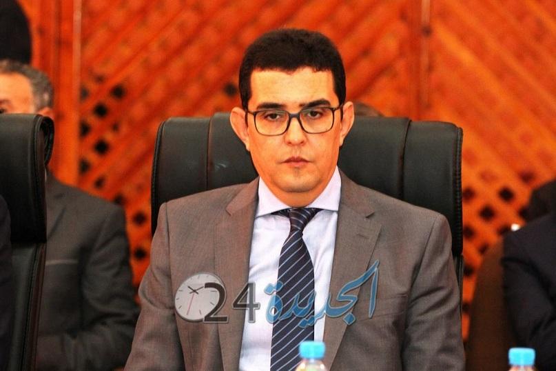 العامل محمد الكروج يعقد اجتماعا مع أعوان السلطة بمدينة الجديدة