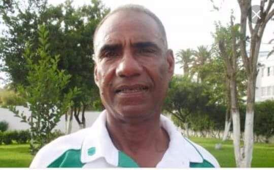 تعزية في وفاة الإطار الرياضي الدكالي امبارك بيهي