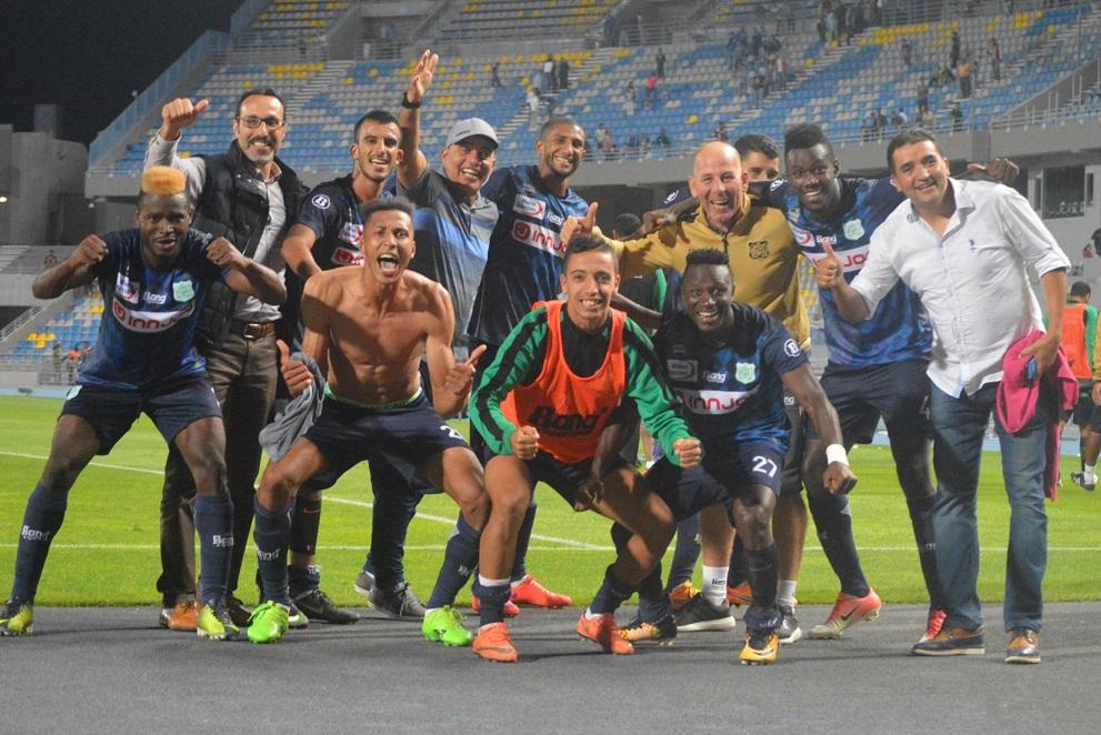 بادو الزاكي : التأهل في كأس العرش سُرق من فريق اتحاد طنجة لأسباب خارجية