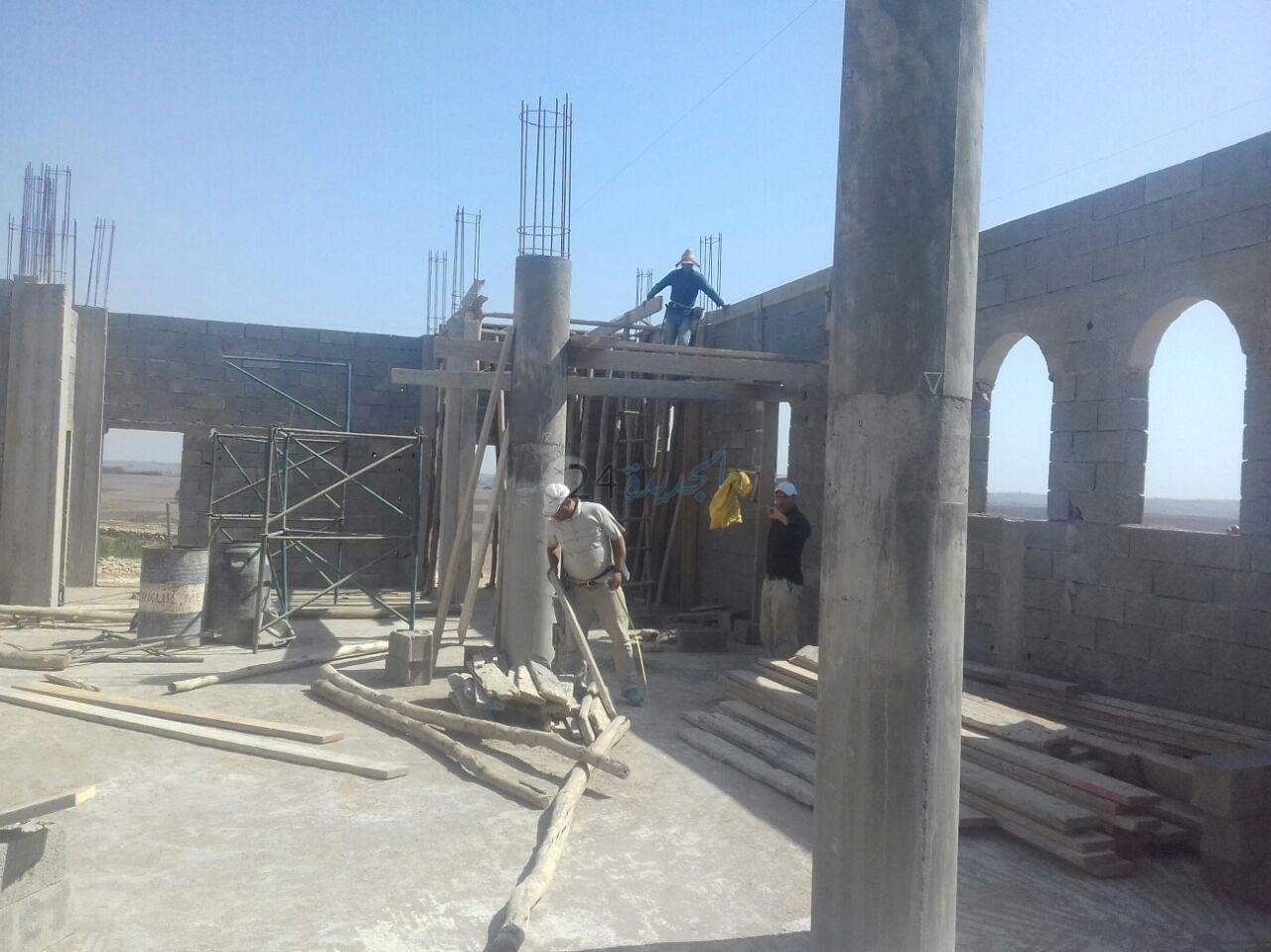 نداء للمحسنين: طلب مساعدة لإستكمال بناء مسجد بجماعة اولاد رحمون
