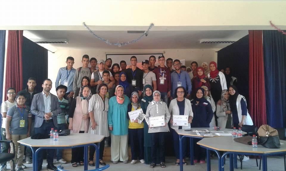 ثانوية بئر أنزران بالجديدة تحتفي بالمرأة المغربية