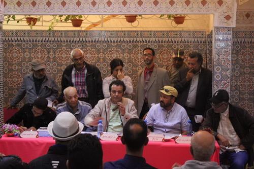 انتخاب الفنان عبد الرحيم النسناسي رئيسا لفرع النقابة المغربية لمهنيي الفنون الدرامية بالجديدة
