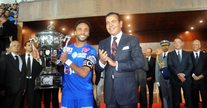 الدفاع الحسني الجديدي يضيع لقب كأس العرش لصالح الرجاء