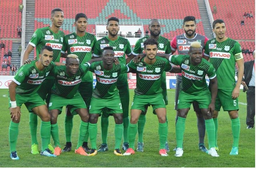 الدفاع الحسني الجديدي يحصد أول هزيمة في البطولة الوطنية