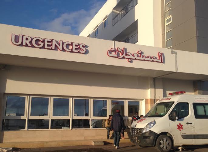 الكروج يزور مستشفى الجديدة بشكل مفاجئ ويقف على الخصاص المهول في أطر المستشفى