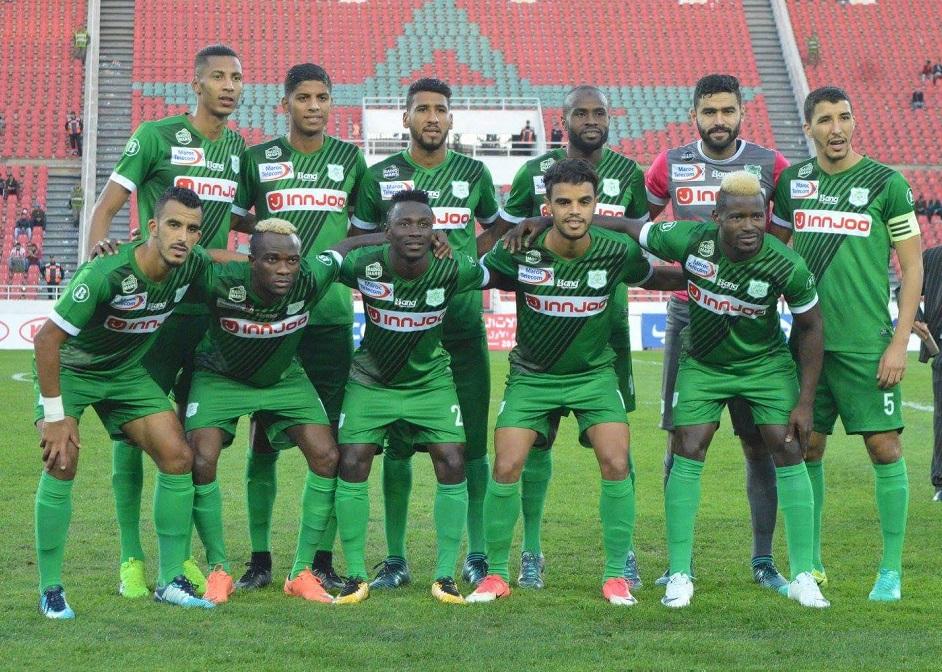 الدفاع الجديدي يواجه فريق من غينيا بيساو في الدور التمهيدي لعصبة الأبطال الافريقية