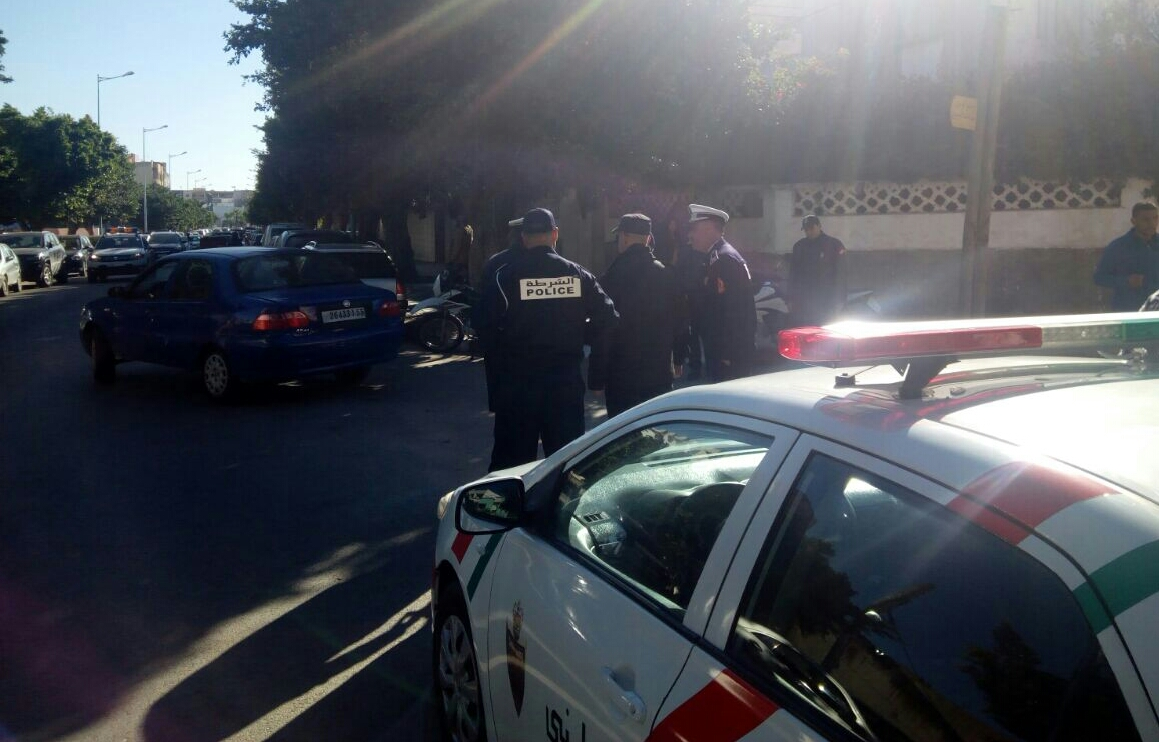 وفاة شرطية بالهيئة الحضرية التابعة للأمن الاقليمي للجديدة