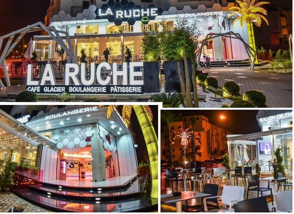 مخبزة و حلويات La Ruche تطلق مسابقة رأس السنة للفوز بأجهزة تلفاز وتمنح آلاف الهدايا لزبنائها