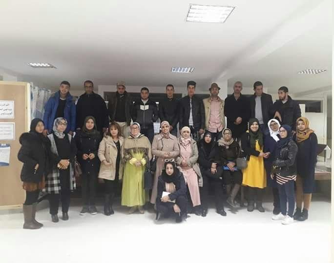 جمعية الرحمة للإغاثة بالجديدة تعقد جمعها العام السنوي