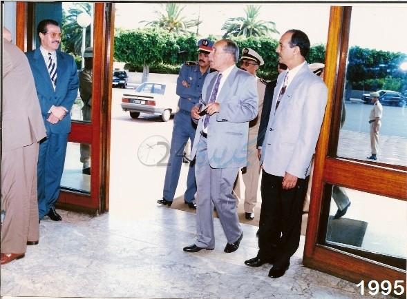 حينما واجه المرحوم أرسلان الجديدي العامل أحمد عرفة وقال له ''الجديدة ديالي ماشي ديالك''