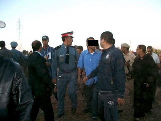 درك أزمور يوقف 3 جناة هاجموا بيد مسلحة محطة بنزين بإقليم الجديدة