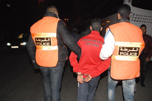 الشرطة القضائية بأزمور توقف شخصا ارتكب سرقات بتراب جماعتي اولاد افرج واربعاء شتوكة