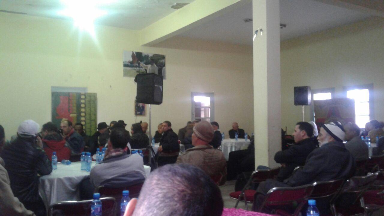لقاء تواصلي للحرفيين والصناع التقليديين بجهة الدار البيضاء سطات