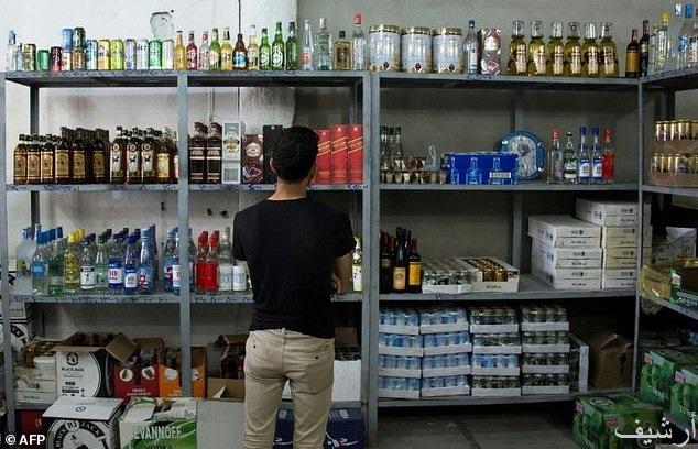 استنكار واسع لفتح ثاني محل لبيع الخمور في مركز جماعة قروية بإقليم الجديدة