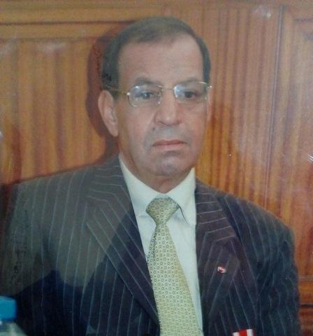 تعزية في وفاة الاطار السابق بابتدائية الجديدة  محمد متوكل