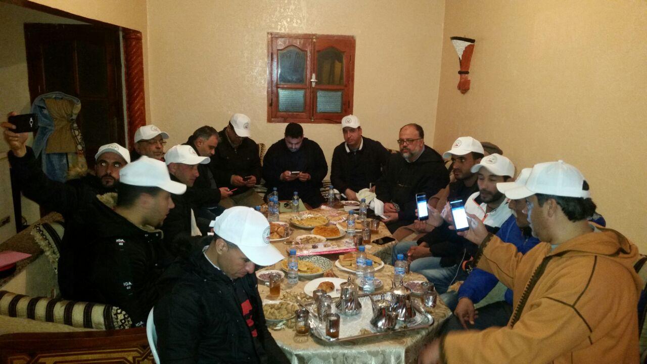 المنظمة المغربية لحماية المال العام والدفاع عن الحقوق الفردية والجماعية تؤسس فرعا بمولاي عبد الله
