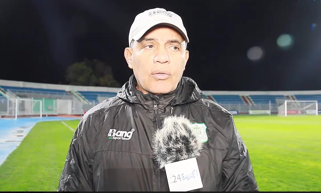 تصريحات بعد نهاية مباراة الدفاع الحسني الجديدي وسبور بنفيكا بيساو