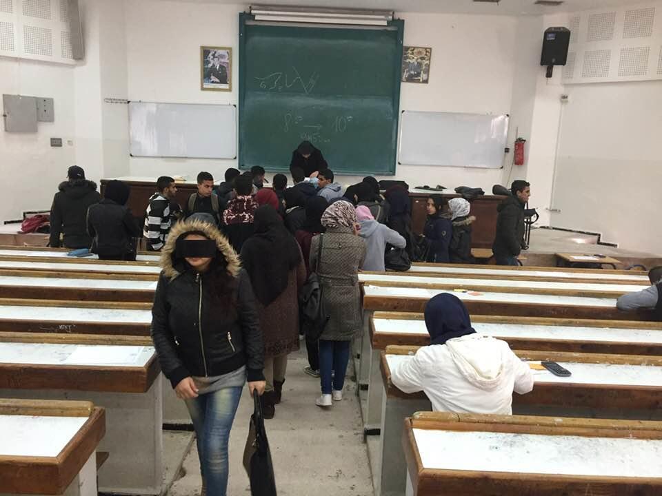 الامتحانات بكلية العلوم بالجديدة.. أية مصداقية ؟