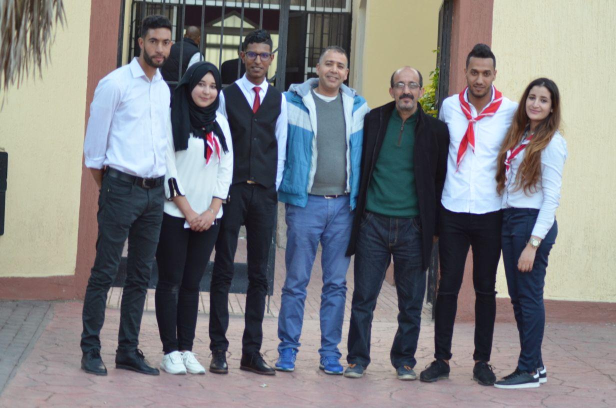منظمة الطلائع أطفال المغرب بالجديدة تبدع و تتألق في حفل التأسيس