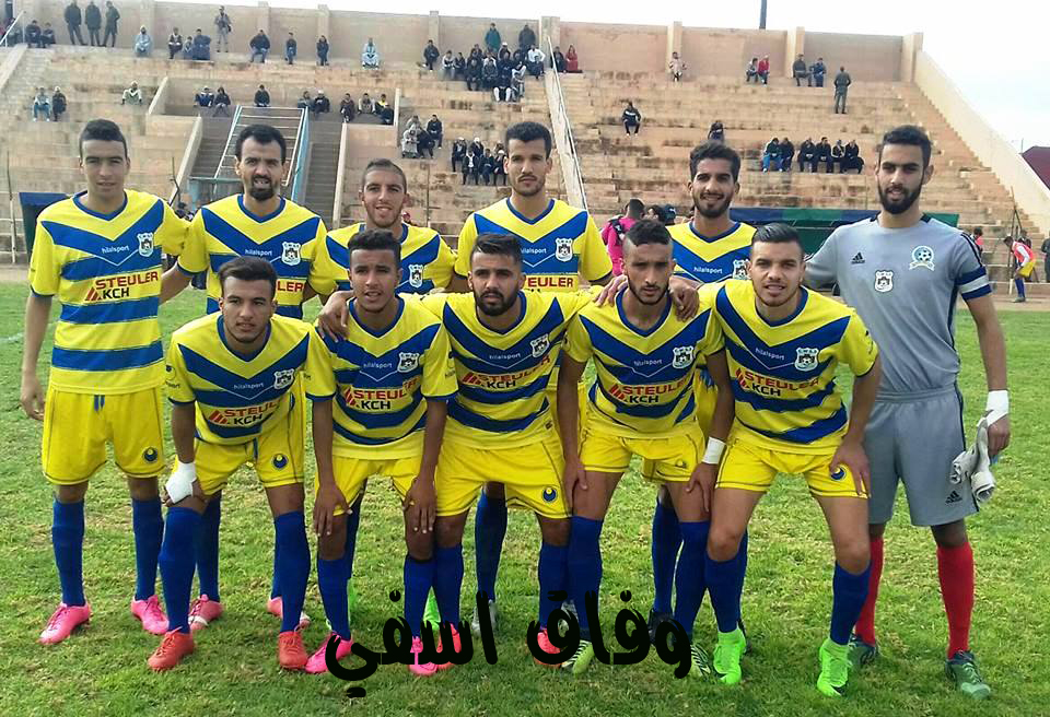 نتائج وترتيب البطولة الجهوية لكرة القدم عصبة - دكالة عبدة الجولة 21