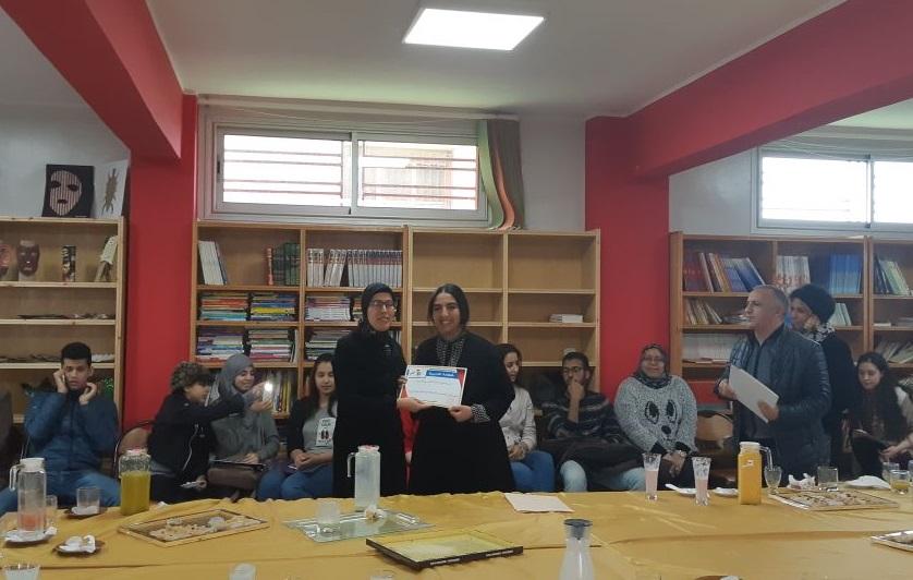 بالصور : مجموعة مدارس إلياس الخاصة بالجديدة تنظم الملتقى الأول للتوجيه