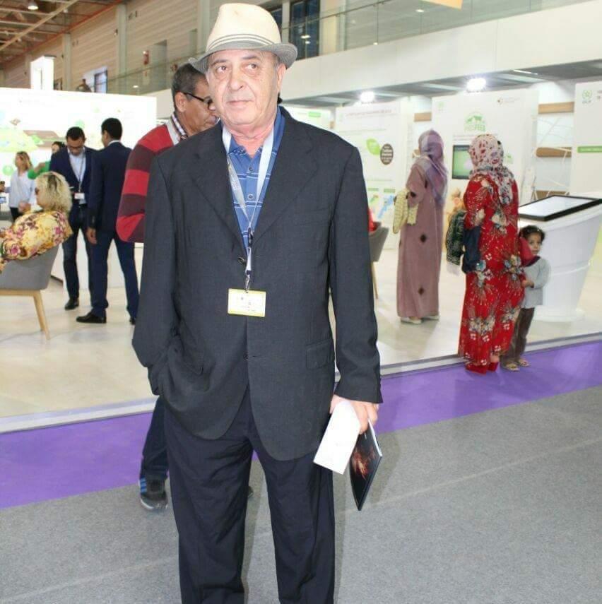 وفاة المراسل الصحفي بالجديدة الأستاذ عز الدين حنين