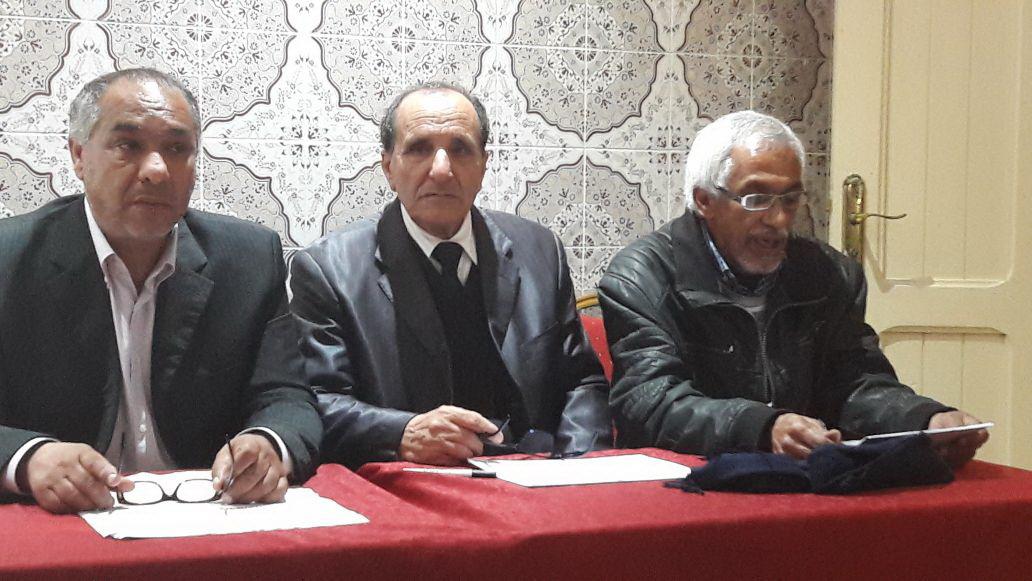 جمعية الاعمال الاجتماعية لدار المسنين بالجديدة تعقد جمعها العام العادي