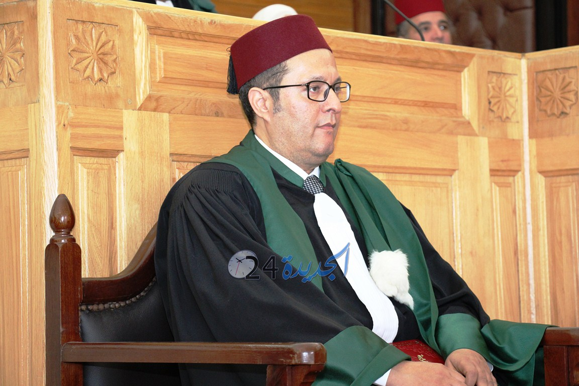 بالصور.. تنصيب الاستاذ عبد الرحيم ساوي وكيلا للملك بالمحكمة الابتدائية بالجديدة