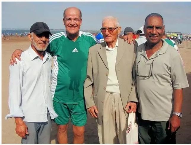 اللاعب السابق للدفاع الجديدي الحاج خليفة الصمام في ذمة الله