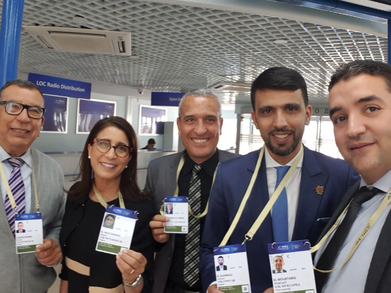 عبد اللطيف المقترض ضمن اللجنة التي ستمثل المغرب في التصويت على الدولة المحتضنة لمونديال 2026