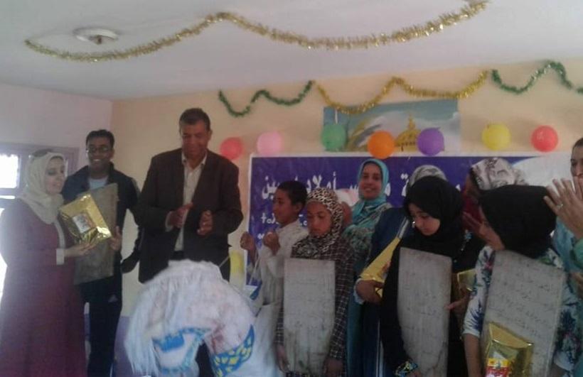 مجموعة مدارس أولاد احسين تنظم مسابقة في ترثيل وحفظ القران الكريم