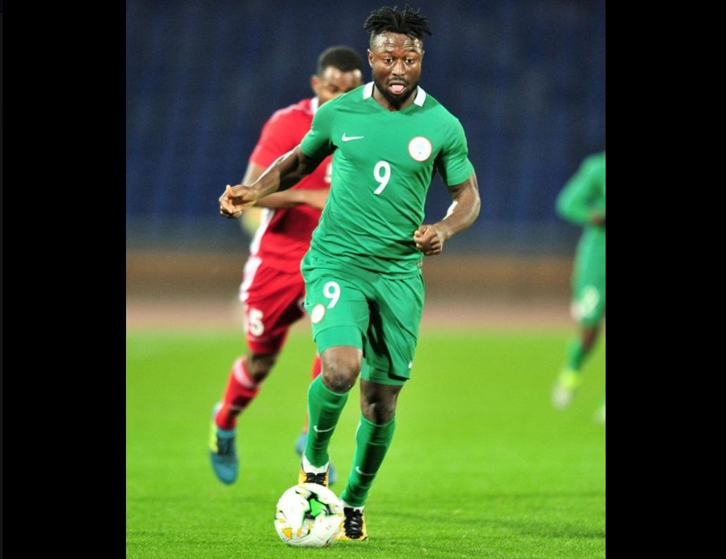 الدفاع الحسني الجديدي يقترب من حسم صفقة هداف الدوري النيجيري