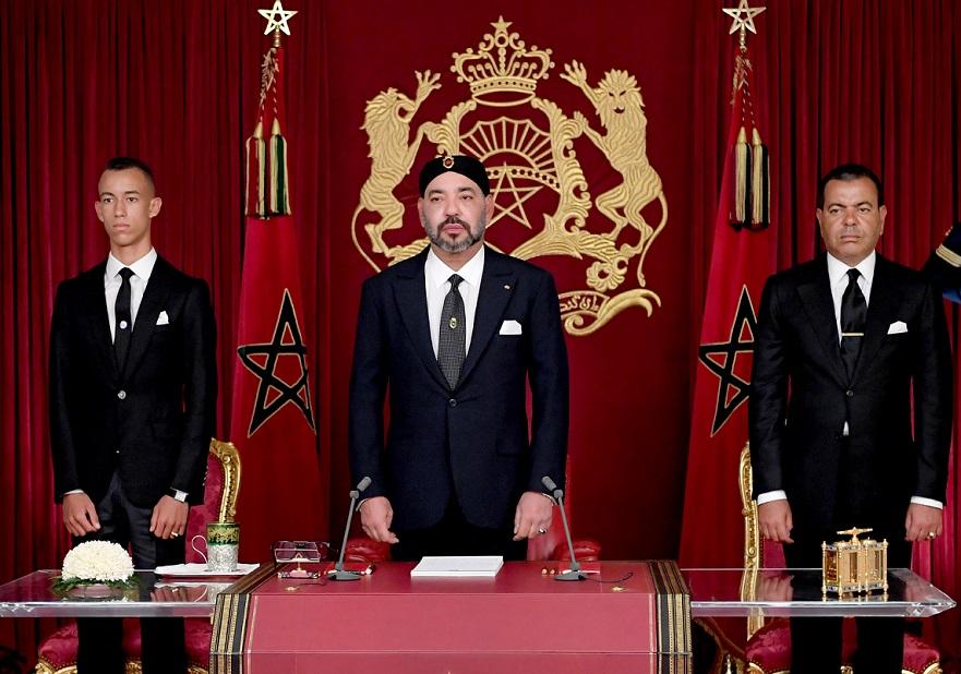 رئيس الجمعية الإقليمية للشؤون الثقافية بالجديدة يهنئ جلالة الملك بعيد العرش المجيد