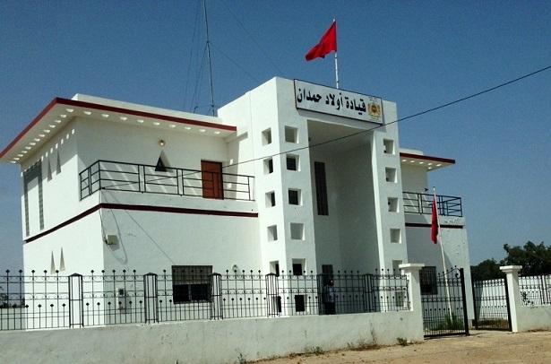 جماعة اولاد حمدان  تعقد دورة استثنائية ساخنة وانسحاب اعضاء من المعارضة