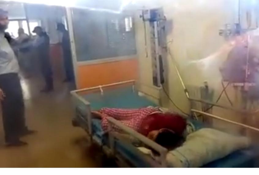 حقوقيون يحتجون تضامنا مع عائلة الفتاة التي توفيت داخل قسم الإنعاش بمستشفى الجديدة