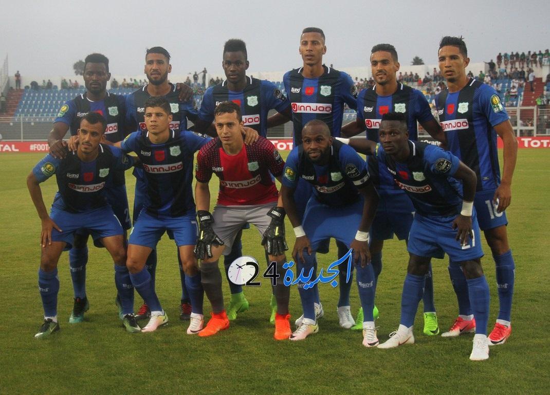 الدفاع الجديدي يطيح بمولودية الجزائر  ويستعيد آماله في التأهل إلى دور الربع النهائي
