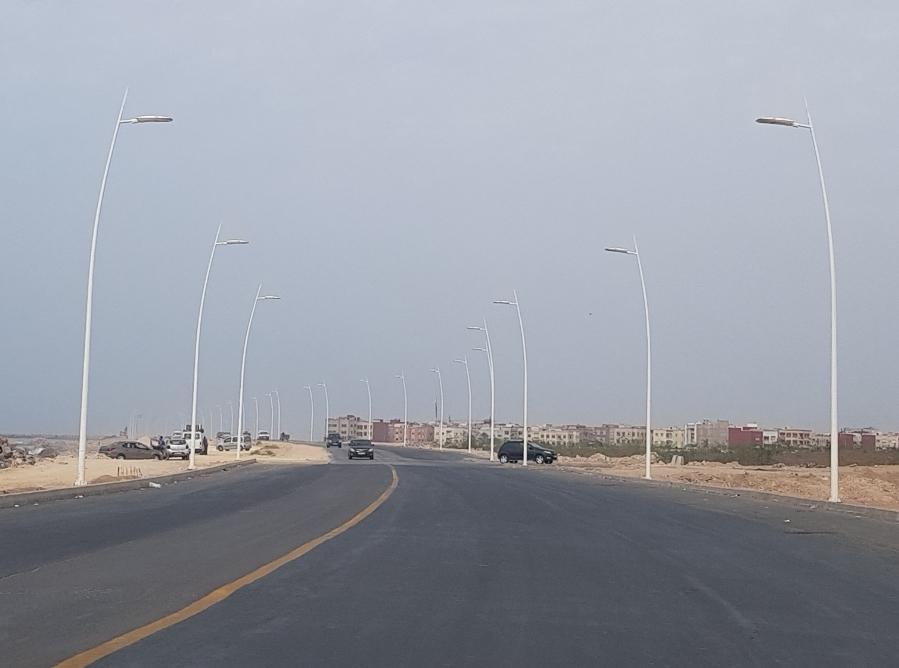 المجلس الإقليمي يطلق صفقة بقيمة 1.6 مليار سنتيم لانارة طريق الجرف الاصفر