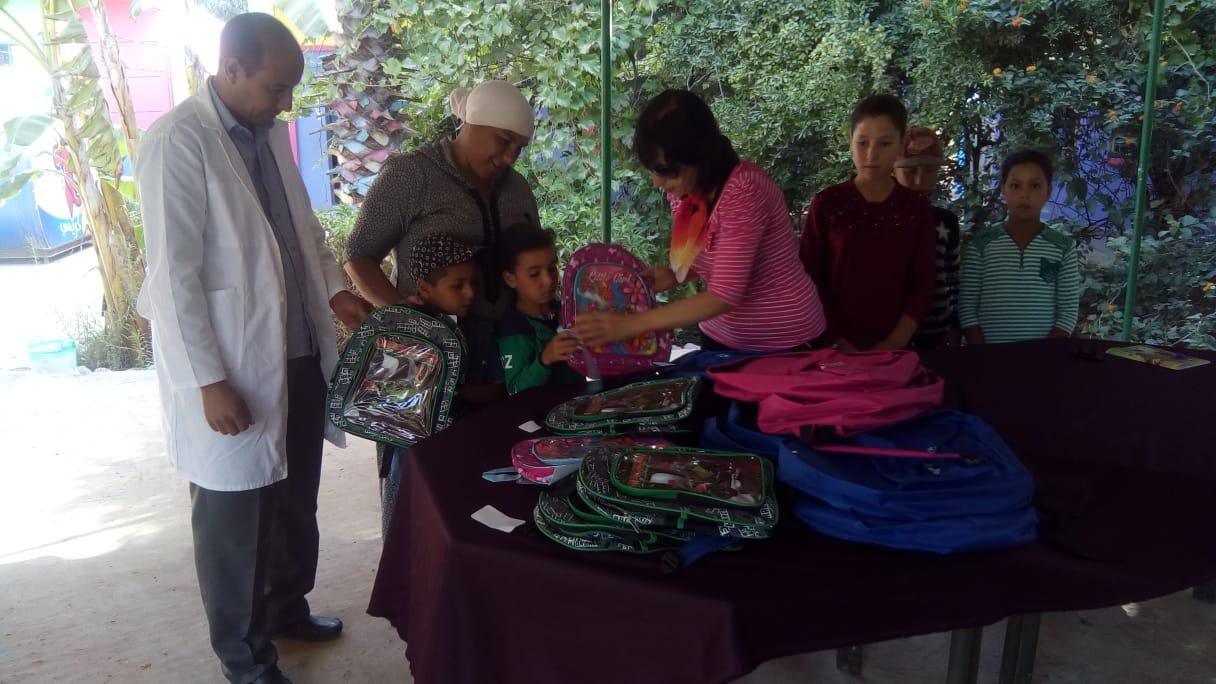 مجموعة مدارس الحوزية تستقبل تلامذتها في اجواء مريحة