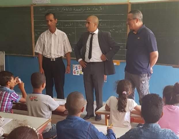 التعليم بإقليم الجديدة  في صلب اهتمامات المجلس الإقليمي
