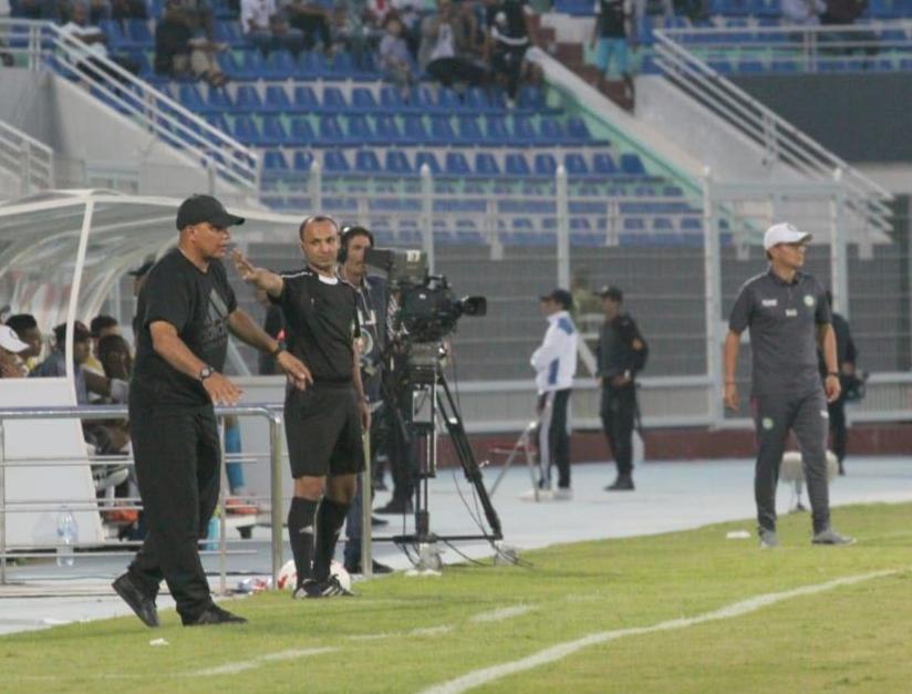 عبد الرحيم طاليب:  الدفاع الجديدي يتوفر على أحسن خط هجوم و لاعبين اثنين في كل مركز