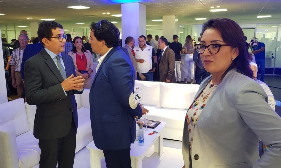 بالصور.. افتتاح وكالة كبرى لتسويق سيارات ''رونو'' و''داسيا'' بالجديدة