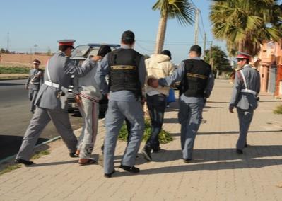 جريمة قتل بشعة بإقليم سيدي بنور  ودرك العونات يوقع بالجاني في وقت قياسي