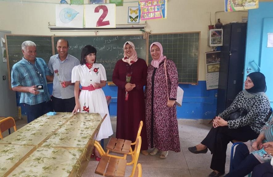 مجموعة مدراس الحوزية تحتفل باليوم العالمي للمدرس