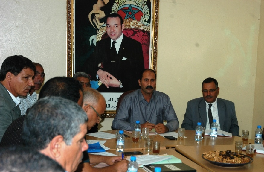سيدي بنور: مجلس جماعة اثنين الغربية يحرج ممثل مندوب الصحة في دورة أكتوبر العادية