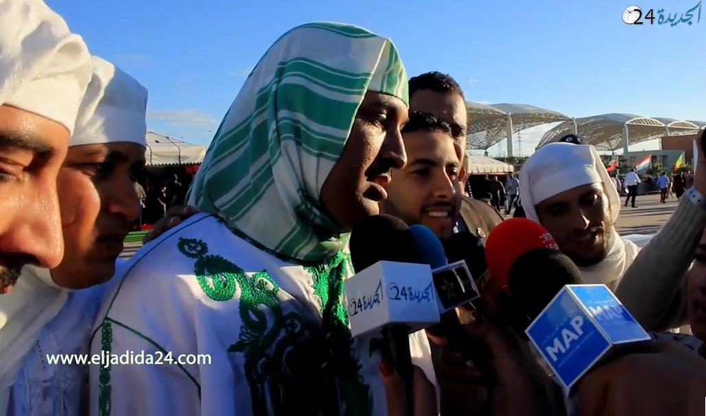 روبورطاج حول تتويج الفائزين بجائزة محمد السادس الكبرى للتبوريدة