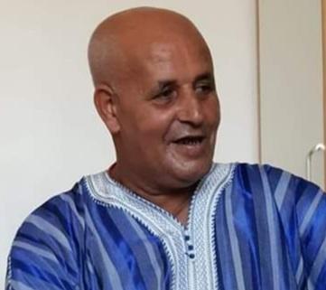 عبد الله هبالة المستشار الجماعي بجماعة سانية بركيك في ذمة الله