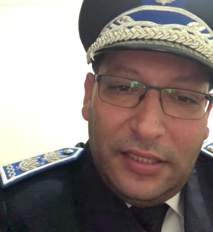 الحموشي يدخل على الخط في قضية عميد الشرطة الذي خرج بفيديو مزلزل