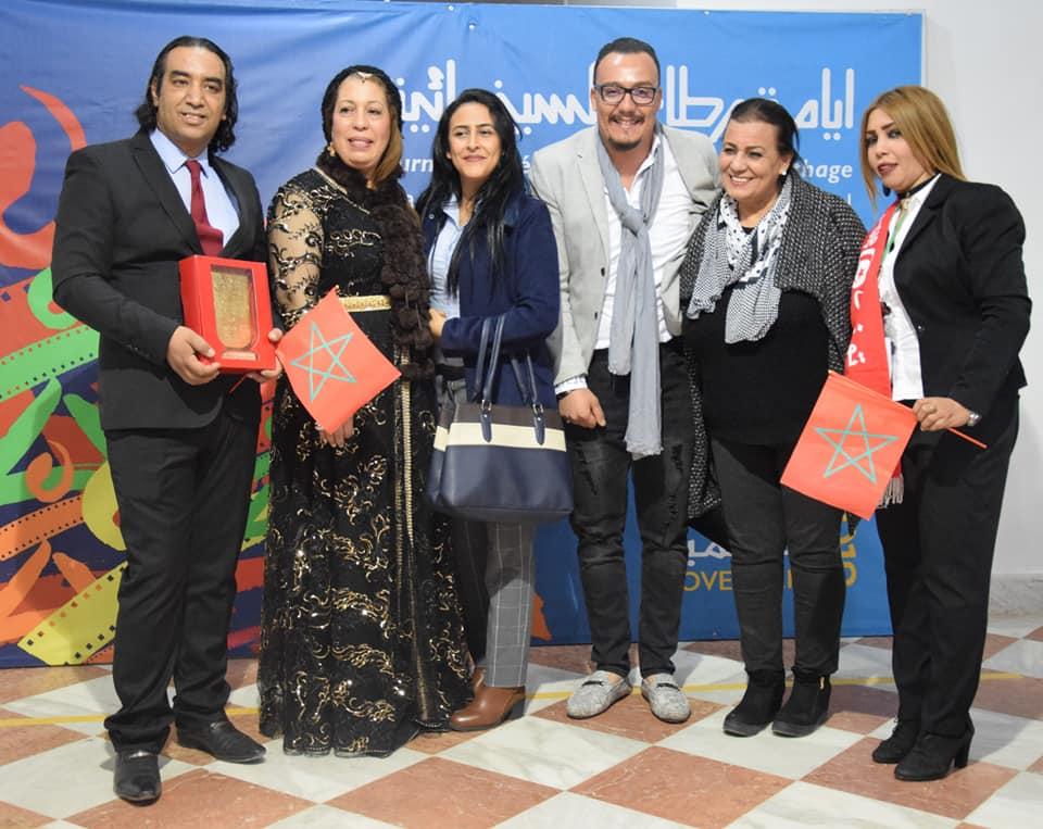 تتويج جمعية ''ربيع الإبداع'' من الجديدة في المهرجان المغاربي لمسرح الهواة بنابل التونسية