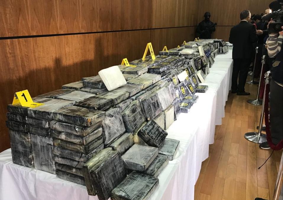 3 كولومبيين وإسبانيان من 'كارتيل' أمريكا اللاتينية ضمن مافيا الاتجار الدولي في الكوكايين التي تم تفكيكها بالجديدة